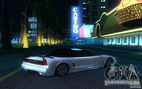 New InFernus для GTA San Andreas вид слева