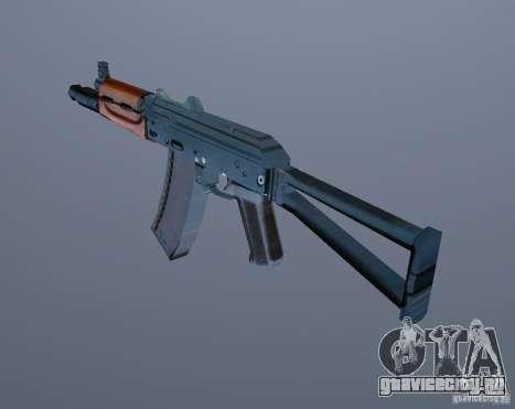 AK-74y для GTA Vice City третий скриншот