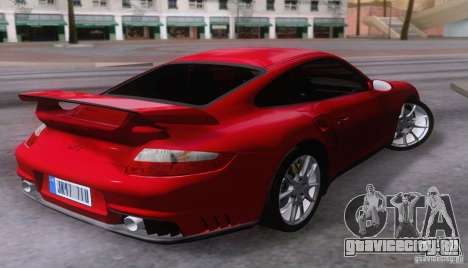 Porsche 911 GT2 для GTA San Andreas