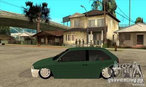 Volkswagen Gol v1 для GTA San Andreas вид слева