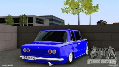 ВАЗ 2101 Coupe Loui для GTA San Andreas вид сзади слева