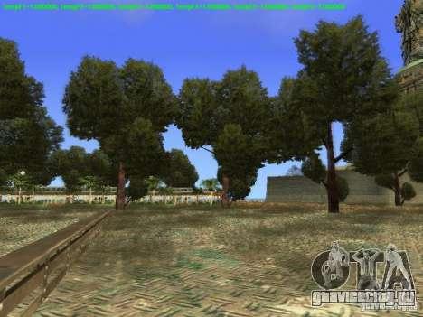Статуя Свободы 2013 для GTA San Andreas пятый скриншот