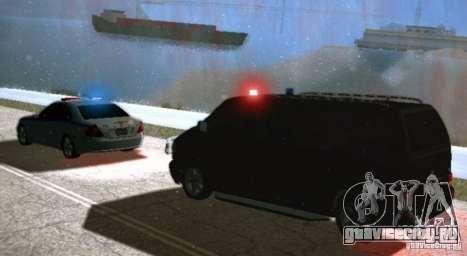 СГУ и ELM для GTA San Andreas второй скриншот