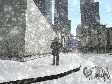 Комаров для GTA San Andreas третий скриншот