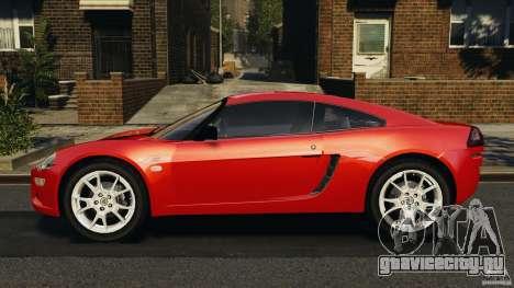Lotus Europa S для GTA 4 вид слева