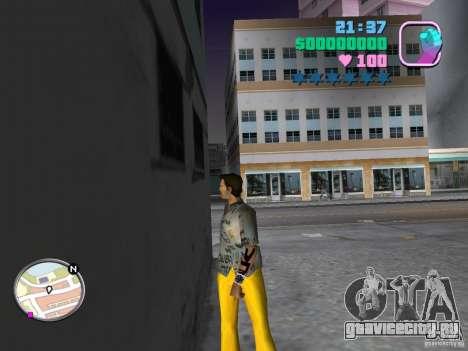 Пак новых скинов для GTA Vice City второй скриншот