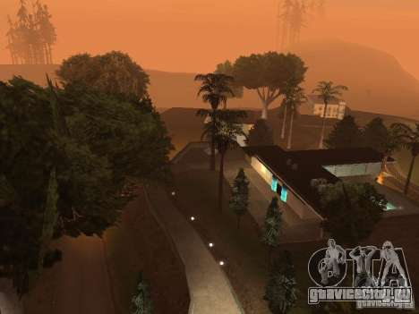 Miami House для GTA San Andreas второй скриншот