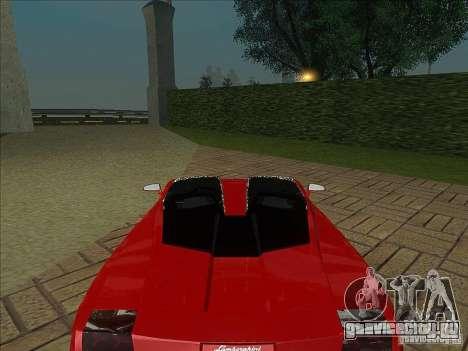 Lamborghini Concept S для GTA San Andreas вид справа