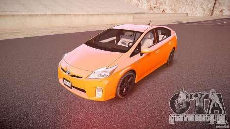 Toyota Prius 2011 для GTA 4