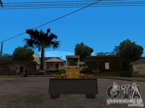 Grader для GTA San Andreas вид справа