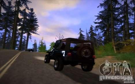Мои настройки ENB v2 для GTA San Andreas девятый скриншот
