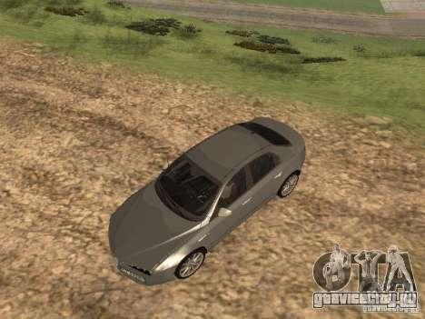 Alfa Romeo 159Ti для GTA San Andreas вид сбоку