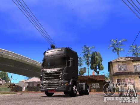 Scania R-440 для GTA San Andreas