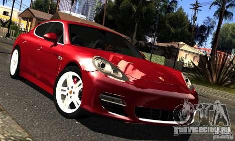 ENBSeries RCM для слабых ПК для GTA San Andreas четвёртый скриншот