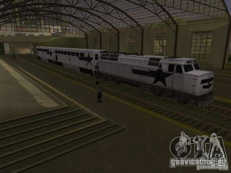 Оживленные места v1.0 для GTA San Andreas восьмой скриншот