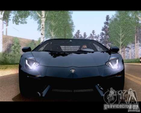 SA_NGGE ENBSeries для GTA San Andreas пятый скриншот