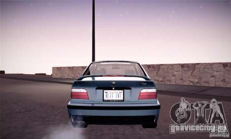 BMW E36 M3 Coupe - Stock для GTA San Andreas
