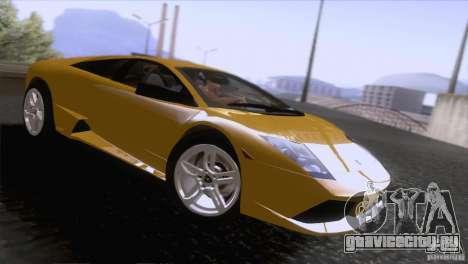 Lamborghini Murcielago LP640 2006 V1.0 для GTA San Andreas вид справа