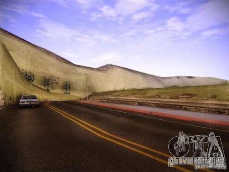 New ENBSeries для GTA San Andreas третий скриншот