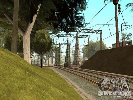 Контактная сеть 2 для GTA San Andreas четвёртый скриншот