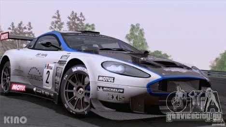 Aston Martin Racing DBRS9 GT3 для GTA San Andreas вид сбоку