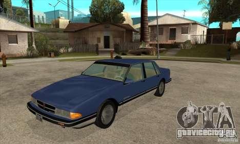Pontiac Bonneville 1989 для GTA San Andreas