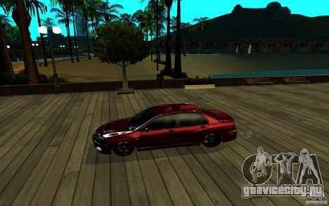 ENB для любых компьютеров для GTA San Andreas одинадцатый скриншот