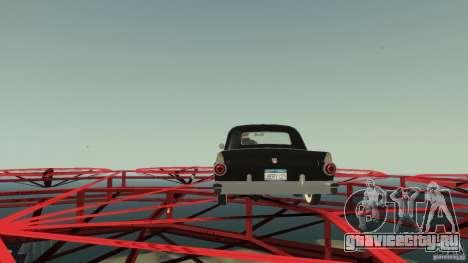 Smith Thunderbolt Mafia II для GTA 4 вид сзади