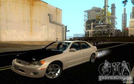 Lexus IS300 Drift для GTA San Andreas