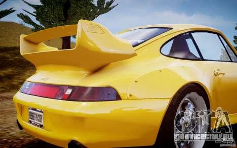Porsche 911(993) GT2 1995 для GTA 4 вид слева