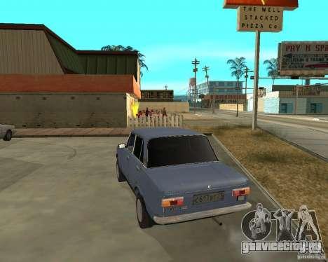 Копейка (исправленная) для GTA San Andreas вид сзади слева