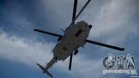 HH-60G Pavehawk для GTA 4 вид сбоку