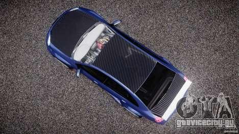 Chevrolet Lacetti WTCC Street Tun [Beta] для GTA 4 вид справа