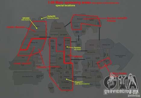 Реалистичное вождение для GTA 4 третий скриншот