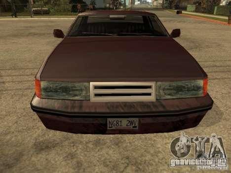 Реалистичные повреждения для GTA San Andreas второй скриншот