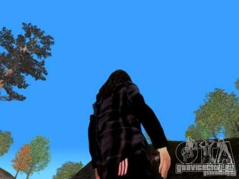 Skrillex для GTA San Andreas четвёртый скриншот
