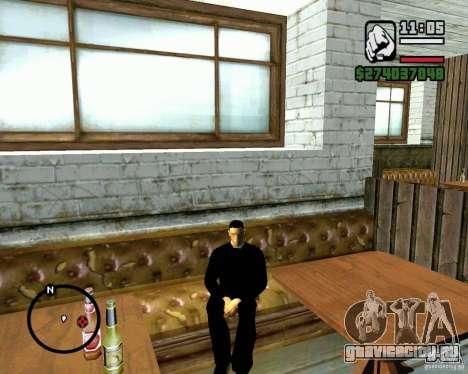 Возможность сидеть для GTA San Andreas четвёртый скриншот