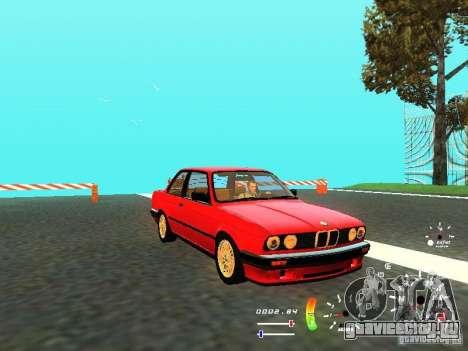 BMW E30 87-91 для GTA San Andreas вид слева