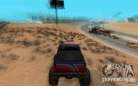 Maximum speed для GTA San Andreas второй скриншот