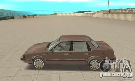 Oldsmobile Cutlass Ciera 1993 для GTA San Andreas вид сзади слева