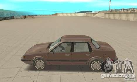 Oldsmobile Cutlass Ciera 1993 для GTA San Andreas вид сзади слева
