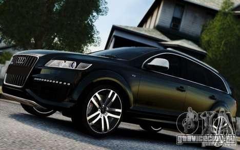 Audi Q7 V12 TDI 2009 для GTA 4