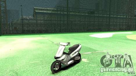 Gilera runner 50 SP Without livery для GTA 4