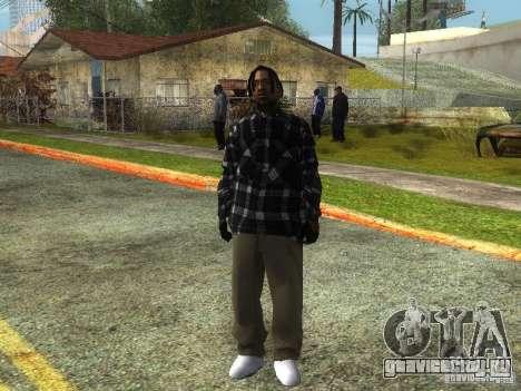 Crips для GTA San Andreas девятый скриншот
