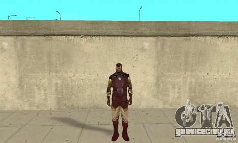 Ironman Mod для GTA San Andreas
