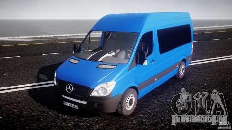 Mercedes-Benz ASM Sprinter Ambulance для GTA 4