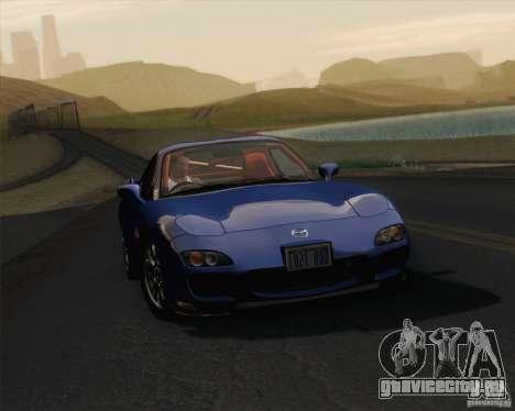 Optix ENBSeries для мощных ПК для GTA San Andreas четвёртый скриншот