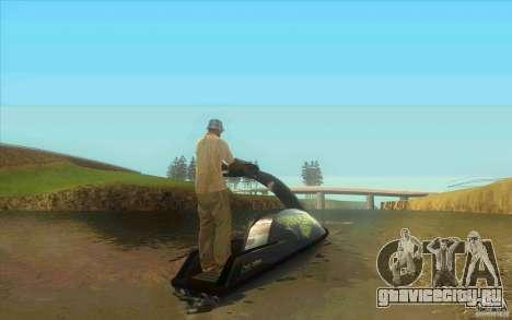 Thruster 87 для GTA San Andreas