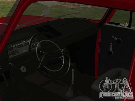 Иж 2715 1982 для GTA San Andreas вид справа