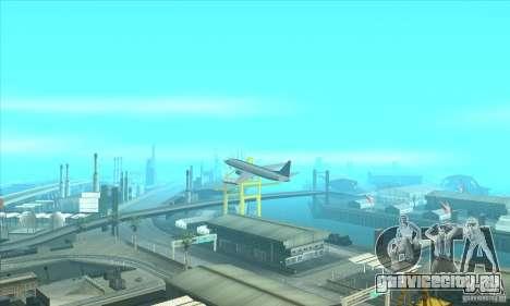 Оживление аэропортов для GTA San Andreas третий скриншот